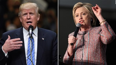 Clinton and Trump to square off in highly anticipated debate showdown