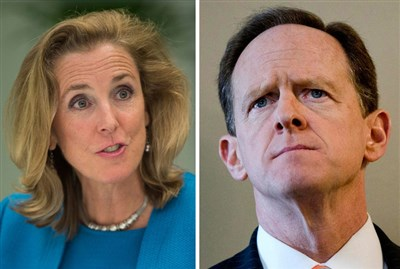 McGinty releases new ad against Toomey