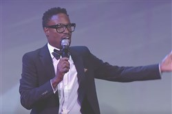 Billy Porter performs at the Human Rights Campaign National Dinner Sept. 10 in Washington, D.C.