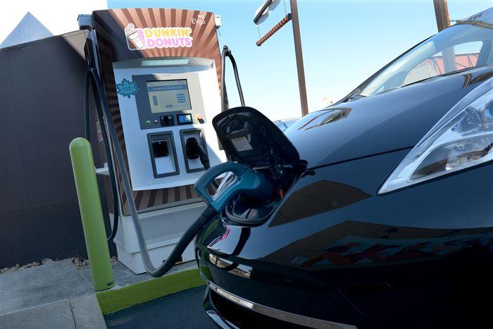 Pandemic accelerating shift toward electric vehicles