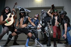 "Metalachi, a heavy metal Mariachi band that has competed on ""America's Got Talent,"" will play at the Hard Rock Cafe Friday."