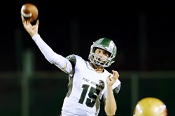 Quarterback Phil Jurkovec and Pine-Richland will play on national television next season.