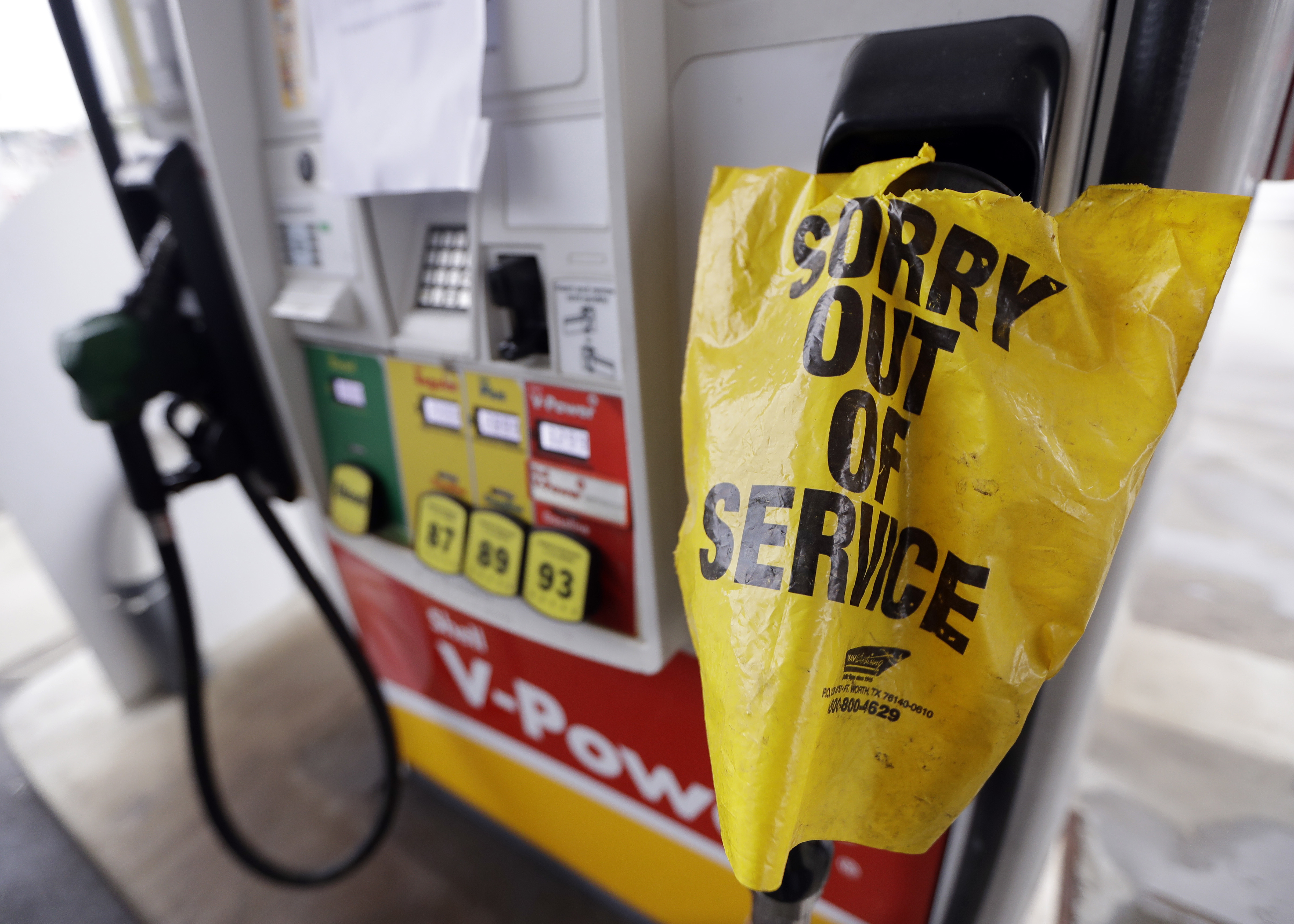The Latest Georgia Aims To Prevent Price Gouging On Gas