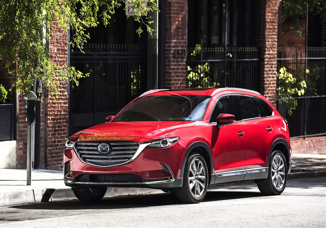 The Outside Changes For 2016 Mazda Cx 9 Ear Minimal