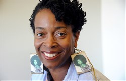 Yona Harvey is an English professor who teaches poetry at the University of Pittsburgh.