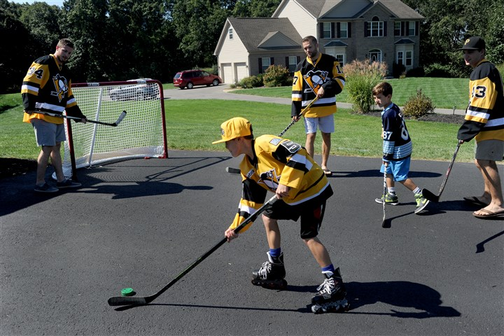On the Penguins: Three young players eager for second time arou…