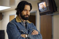 "Milo Ventimiglia as Jack in ""This Is Us."""