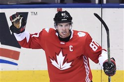 Penguins captain Sidney Crosby won't be in Cranberry when training camp begins Friday. Canada is still alive in the World Cup of Hockey.