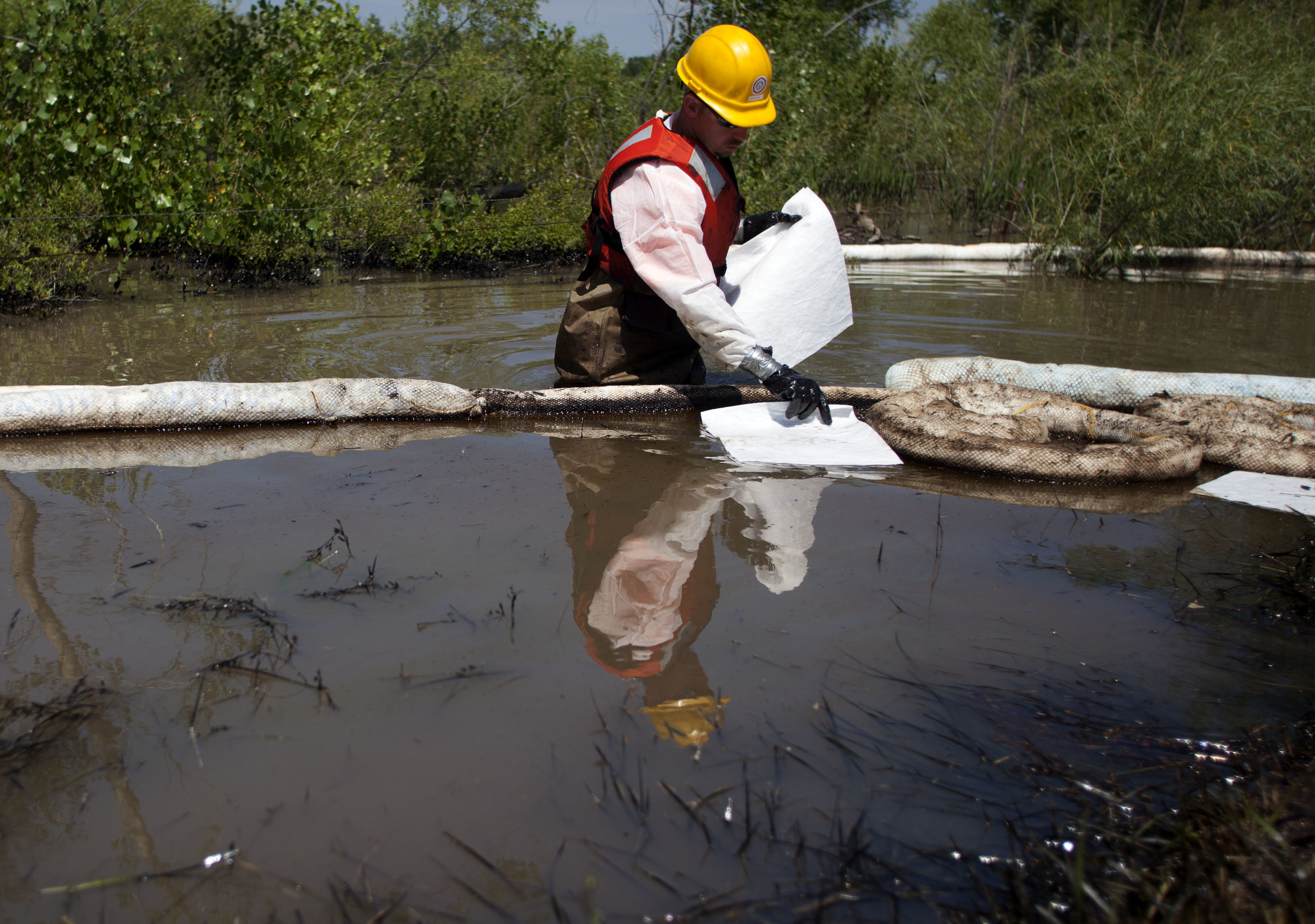 Do republicans care about the environment now that the oils spill is affecting the red states?