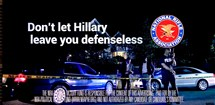 National Rifle Association's Political Victory Fund TV ad.
