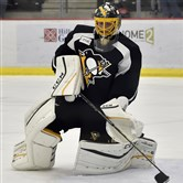 Matt Murray's injury might open the door for goaltender Marc-Andre Fleury to start the beginning of the season.