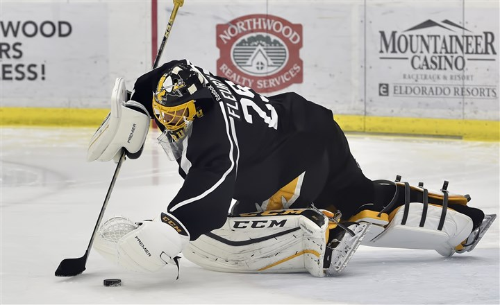 Penguins training camp: Fleury not looking too far into the fut…