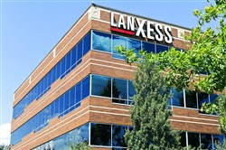 The office of Lanxess, a German chemical company, in Findlay.