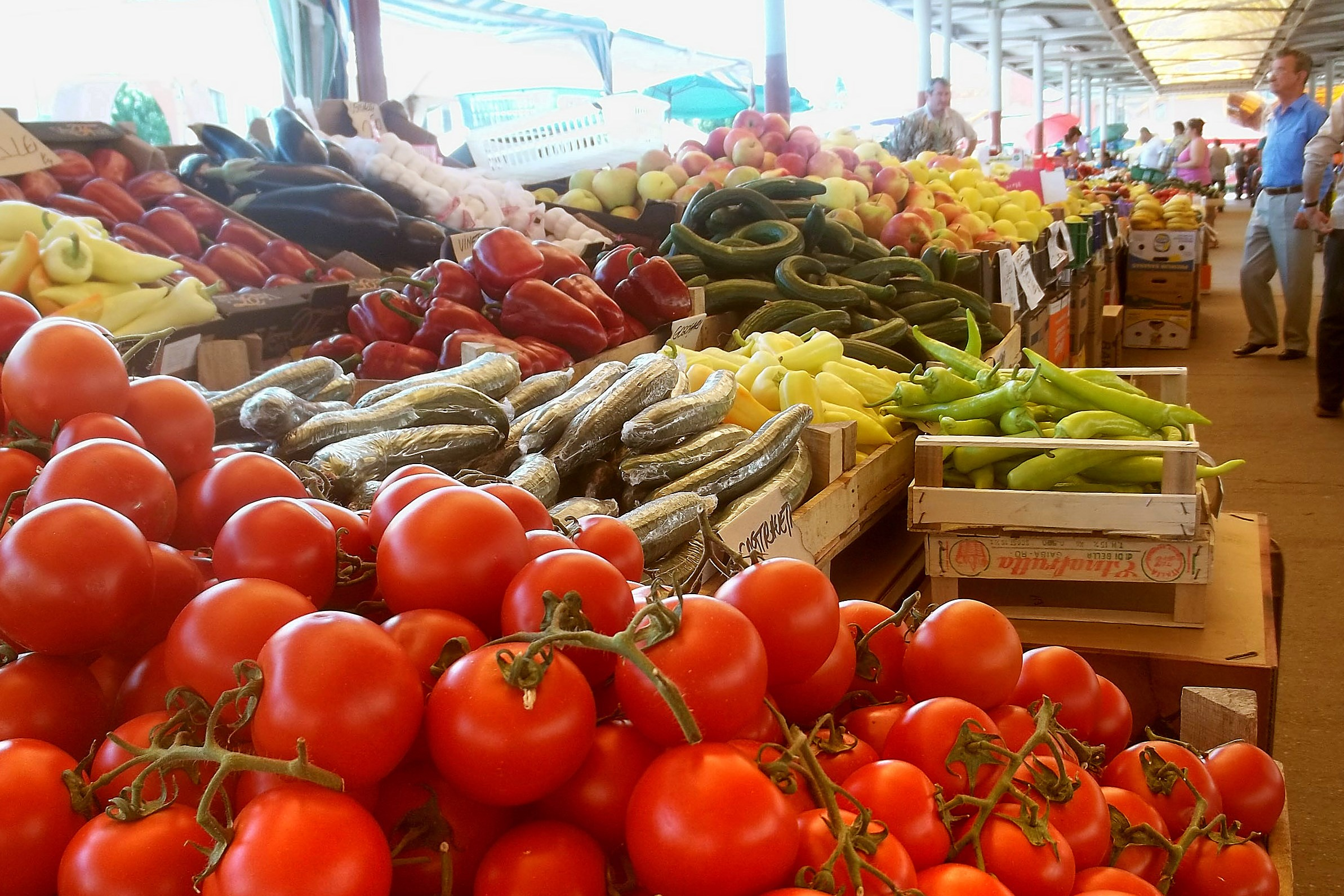 Closing soon: Why don't farmers markets operate year-round?