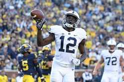 Penn State and receiver Chris Godwin are off to a tough start to 2016.