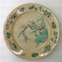 Chinese porcelain from the collection of Augustus the Strong of Germany will be sold by dealer Mike Labate.