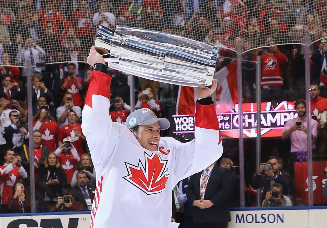 31e155b671c Crosby named MVP as Canada wins World Cup of Hockey
