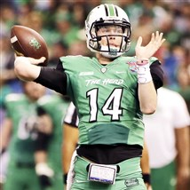 Marshall and quarterback Chase Litton will be facing Pitt for the first time today at Heinz Field.