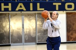 Pitt coach Kevin Stallings will take his team to Annapolis, Md., to open next season.