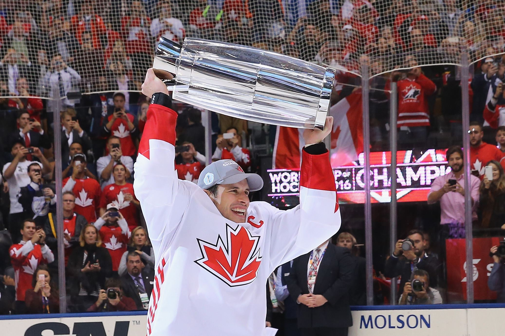 Image result for sidney crosby world cup 2016