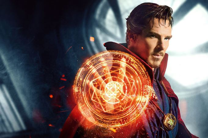 Go Backwards with a New Doctor Strange Spot