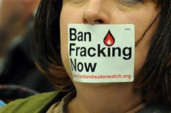 The Pennsylvania Medical Society's 300-member House of Delegates unanimously approved a resolution calling for the fracking moratorium, registry and research at its annual meeting on Sunday.
