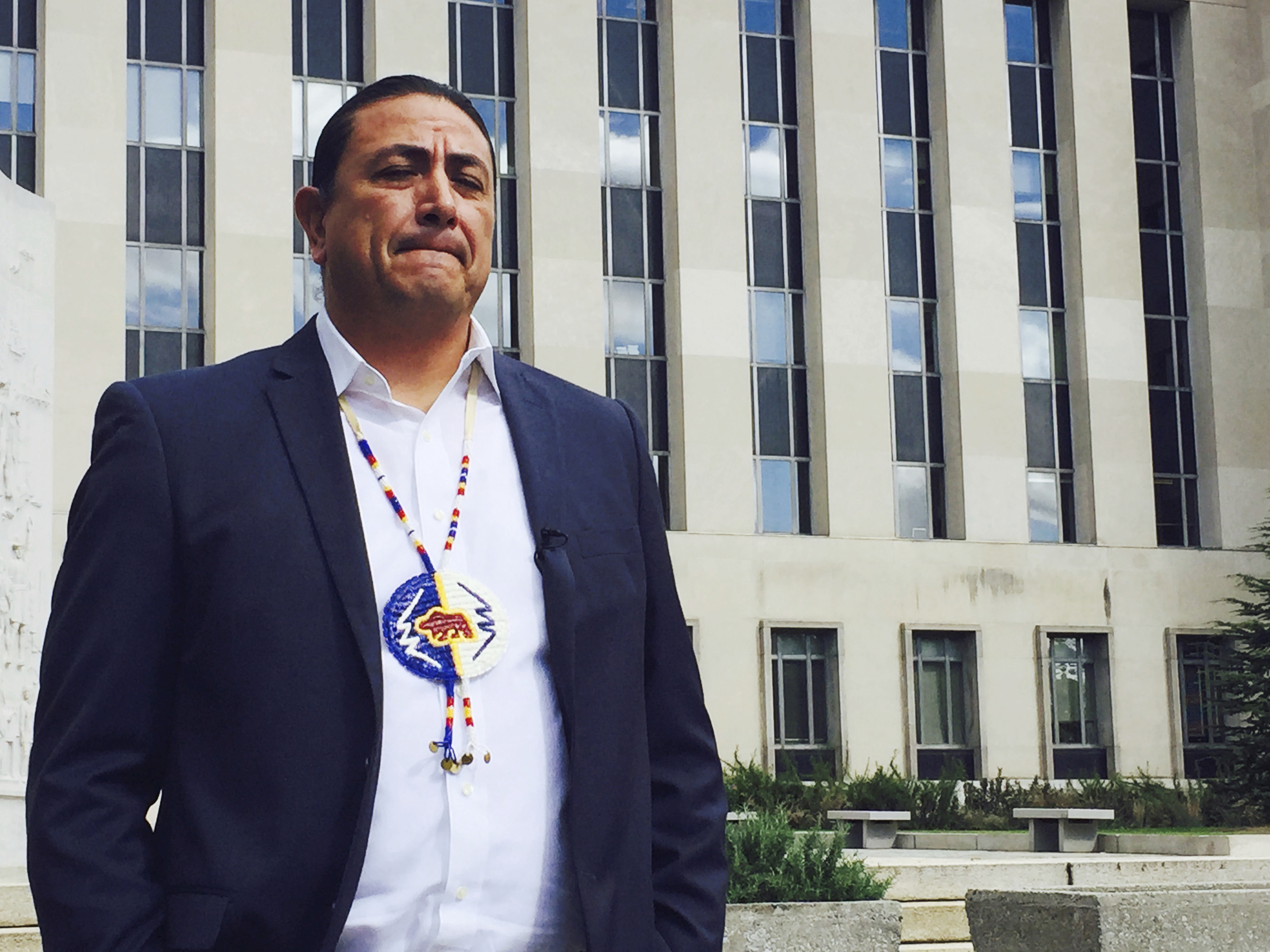 Controversial Dakota Access Pipeline Case Back in Court