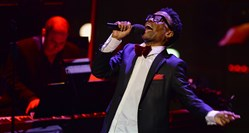 "Billy Porter, here in his ""Live From Lincoln Center"" special on PBS, returned to Pittsburgh Oct. 17 to kick off the Trust Cabaret season at the Cabaret at Theater Square."