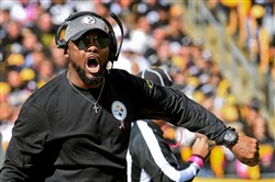 Mike Tomlin did not commit Tuesday to tight end Ladarius Green practicing on Wednesday.