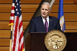 "Democratic Gov. Mark Dayton said Wednesday that the Affordable Care Act is ""no longer affordable,"" a stinging critique from a state leader who embraced the law just a few years ago."