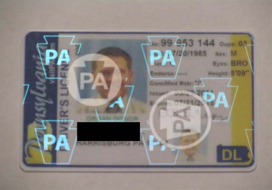 Pennsylvania driver's license will no longer count as federal ID ...
