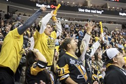 A list recently named Penguins fans as 27 times nicer than New York hockey fans.
