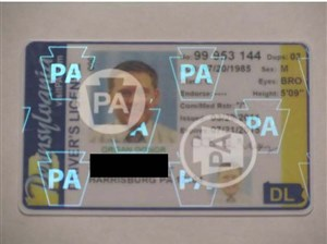 The extension for compliance with the Real ID law means that, for now, Pennsylvania licenses will be sufficient proof of identification to get into federal facilities.