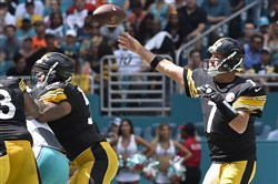 The Steelers are tasked with finding a way to beat the Patriots without Ben Roethlisberger and some more of their most important players.