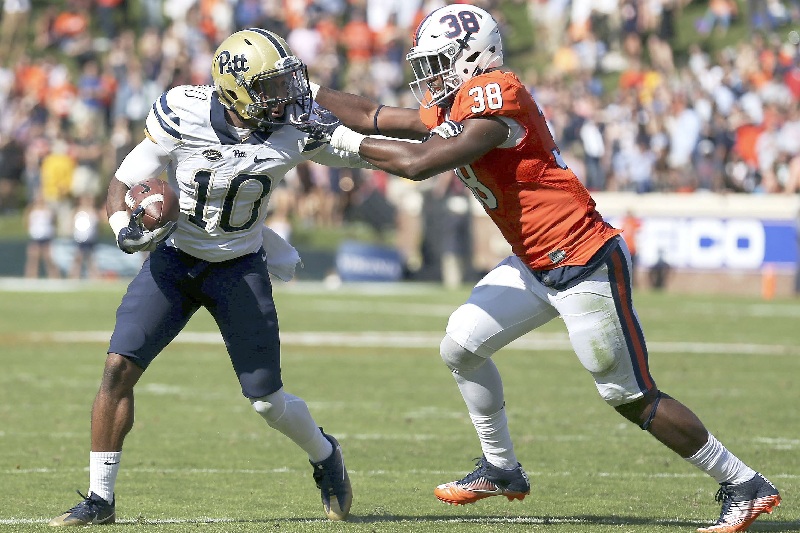 Pitt's pass rush to test Miami's beleaguered offensive line