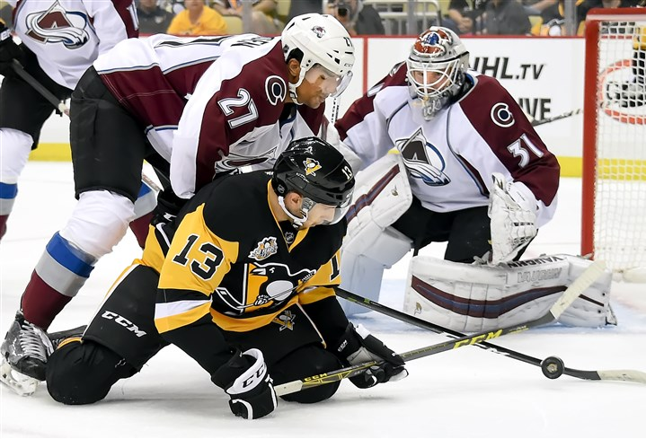 Penalty kill sinks Penguins in first loss of the season