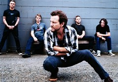 Pearl Jam is nominated in its first year of eligibility.