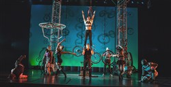 "Cirque Mechanics will perform ""Pedal Punk"" at 7 p.m. Monday at the Byham Theater, Downtown. It is part of the Cohen & Grigsby Trust Presents series, presented by the Pittsburgh Cultural Trust."
