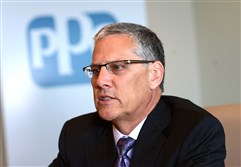 Michael McGarry, PPG chairman and chief executive