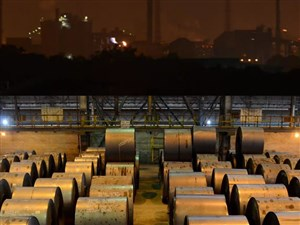 World Power: Exploring life in India's steel city.