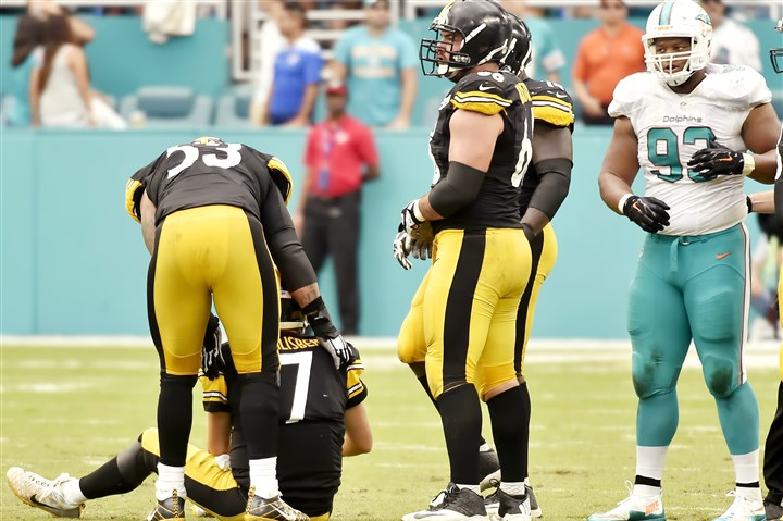 Suh not fined for alleged kick on Roethlisberger