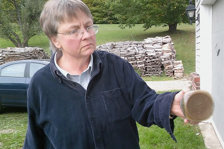Amish oppose use of drilling 'brine' wastewater on roads