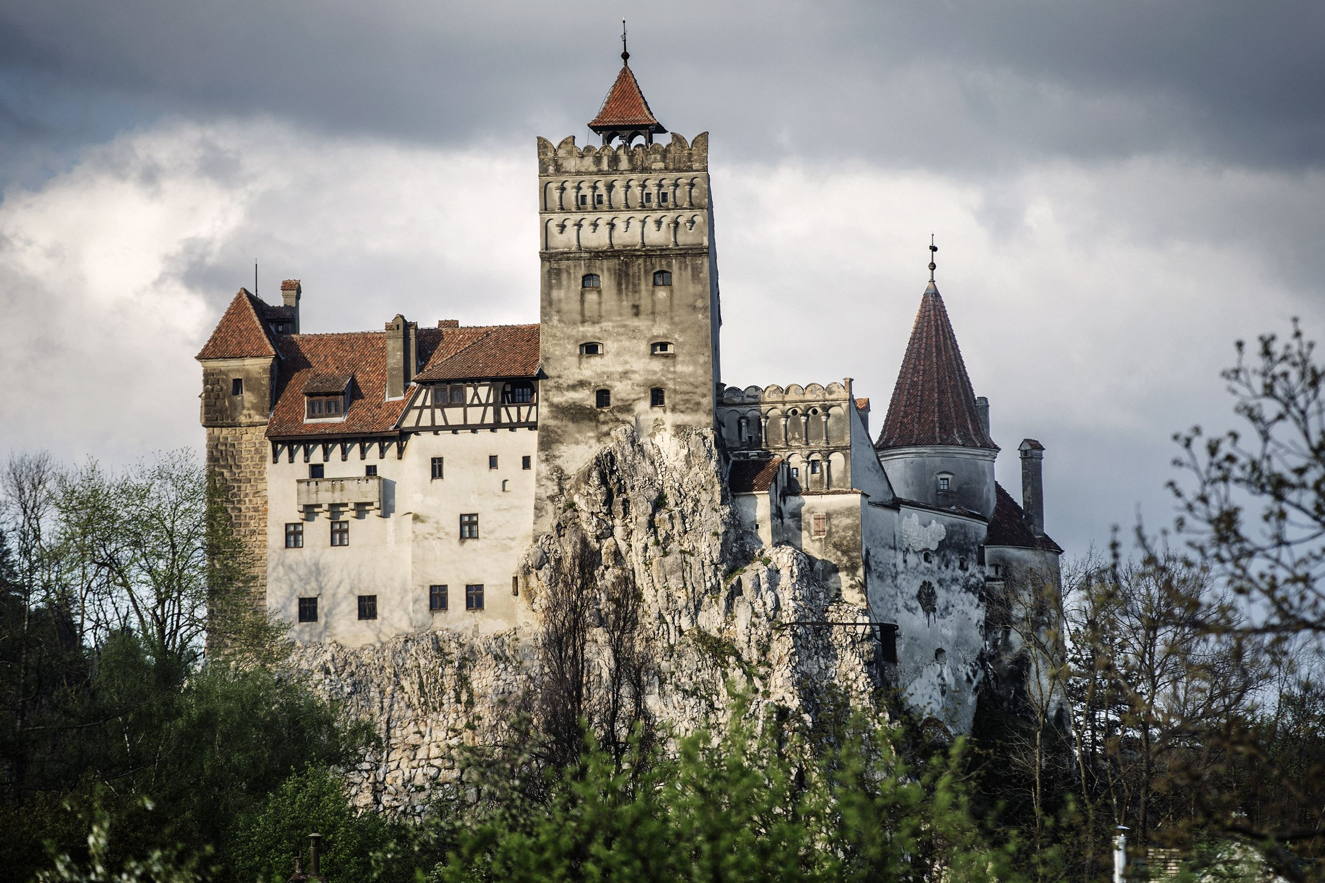 Bran Castle Spend Halloween Night At Dracula S Bran
