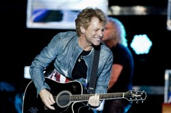 "Jon Bon Jovi will perform a ""Get Out The Vote"" concert today in Pittsburgh."