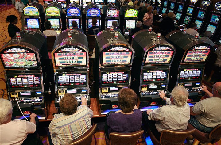 casinos The move by the Pennsylvania House could leave host communities for casinos statewide scrambling to replace the money they had been getting from slot machine taxes.