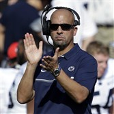 Penn State coach James Franklin wants Beaver Stadium to be packed for Saturday's big game with Michigan State.