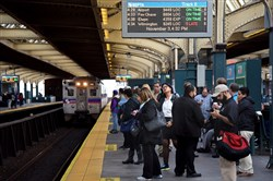 The six-day work stoppage of Philadelphia's transit union that sidelined subways, trolleys, and buses and threatened to complicate a closely contested presidential election was poised to officially end in the pre-dawn hours today.