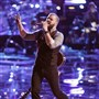 "Josh Gallagher sings his way through the first of the live playoff rounds on NBC's ""The Voice"" this week."