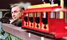 "Fred Rogers during a 1993 taping of his show, ""Mister Rogers' Neighborhood"""