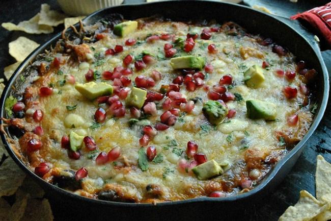 Leftovers: Turkey Tamale Pie